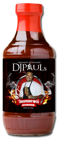 > DJ Paul's BBQ Rub & Sauce - Photo posted in The Hip-Hop Spot | Sign in and leave a comment below!